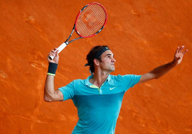 Nadal para comer y Federer para merendar