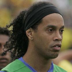 Ronaldinho, jugador del Fútbol Club Barcelona