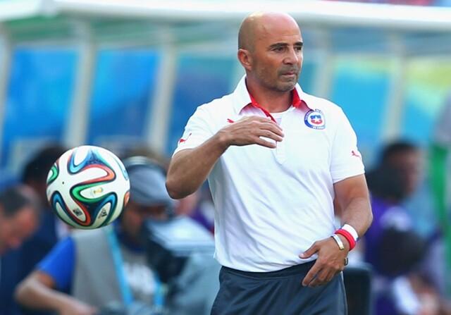 Jorge Sampaoli Chelsea
