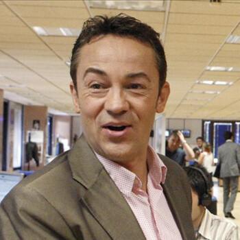 Sergio Sauca, periodista de TVE