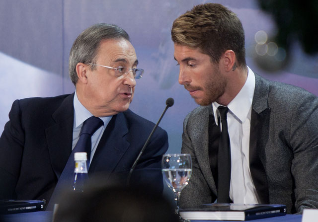 Sergio Ramos ha rechazado dos ofertas de renovación