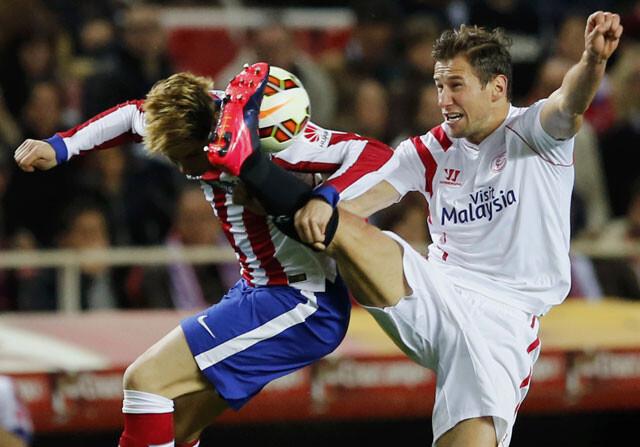 El Atlético más conformista empata en Sevilla