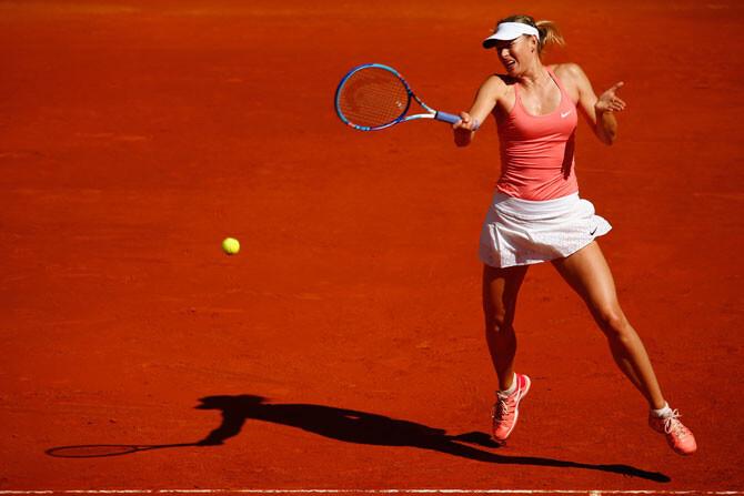 Una batalla WTA en la Caja Mágica