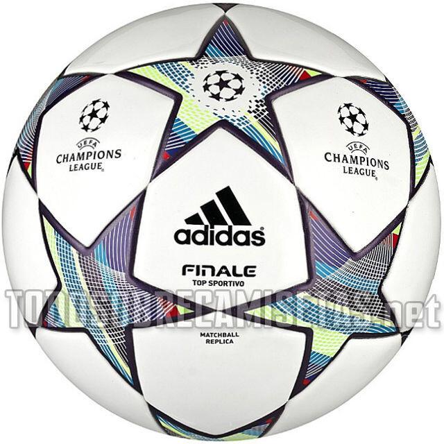 61205f0e29f0a Se ha filtrado el diseño del nuevo balón que Adidas ha elegido para la Champions  League 2011 2012