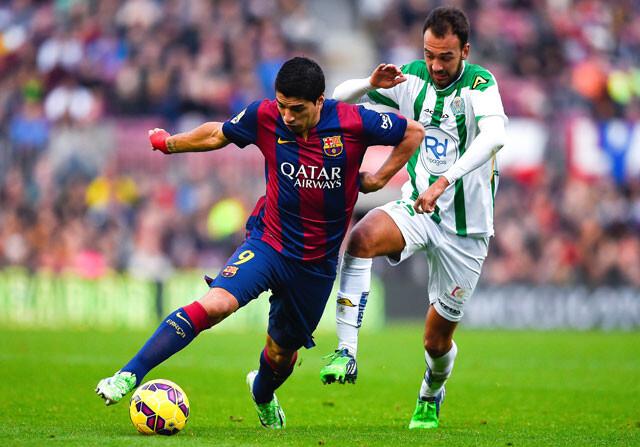 Luis Suárez marca en Liga 577 minutos después