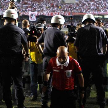 Incidentes en la Copa Sudamericana