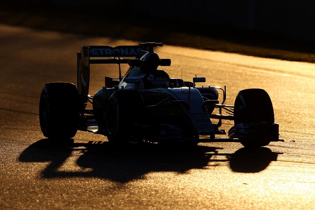 Las fotos más espectaculares de los test de Fórmula 1 en Barcelona