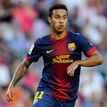 Thiago Alcántara tiene una oferta del Manchester United