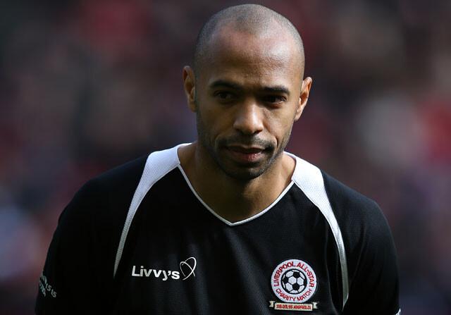 El espectacular pase de Thierry Henry