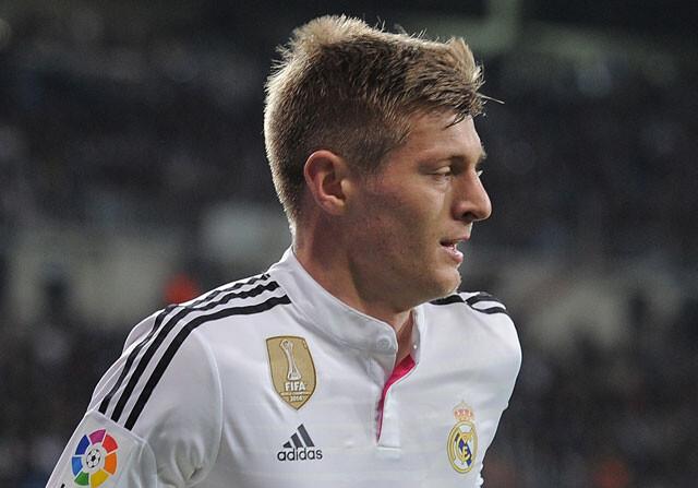 """Kroos cree que el Atlético """"pone bajo presión al árbitro"""""""
