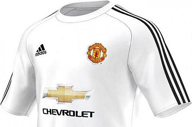Se han filtrado unas nuevas imágenes de las que podrían ser las equipaciones  Adidas del Manchester United 2015-16. 80b26157a57