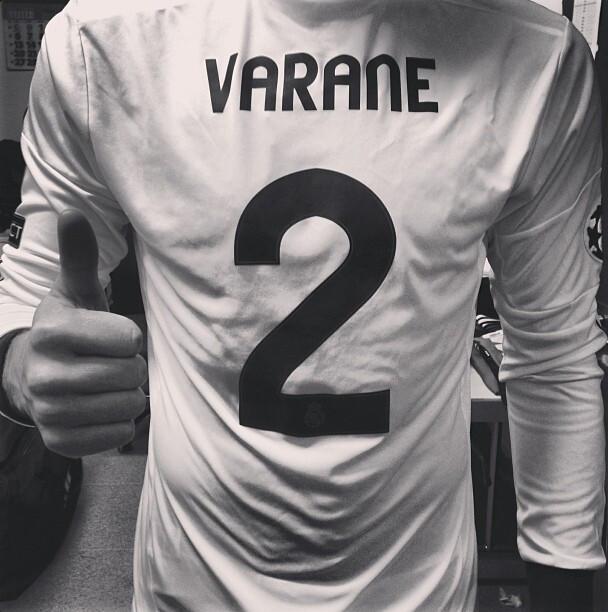 Iker Casillas ha apoyado a Varane cb3980b7f142f