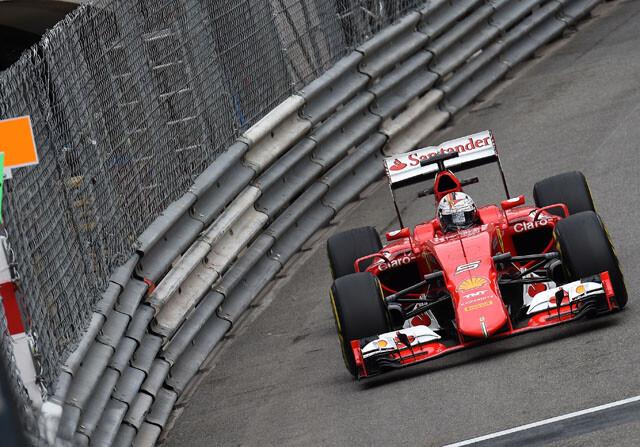 Vettel, el más rápido en los terceros entrenamientos libres del GP de Mónaco