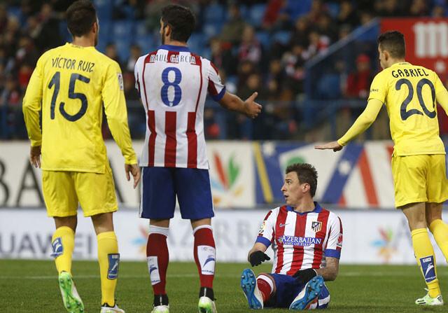 Frenazo en seco del Atlético de Madrid
