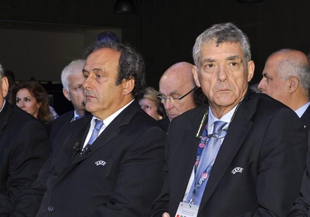 Villar no será presidente de la UEFA, de momento