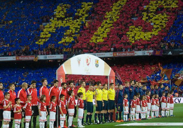 Antiviolencia multa al Barcelona, Athletic y RFEF