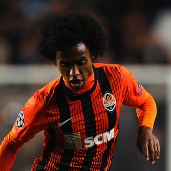 Willian, nuevo jugador del Anzhi