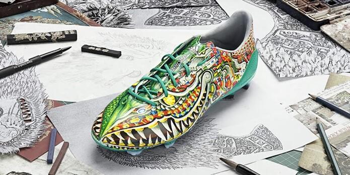 Botas De Futbol Una De Cada Color botasdefutbolbaratasoutlet.es 9c6e851805b73