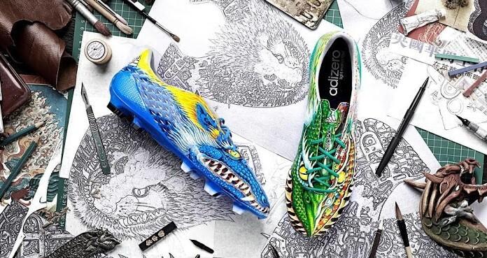 viceversa cálmese Retocar  Adidas F50 Yamamoto 2014/15: las botas del dragón - SPORTYOU 20minutos