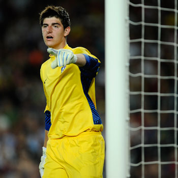 Thibaut Courtois / Getty Images