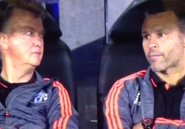 Van Gaal y Giggs