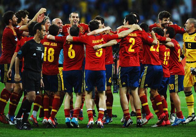 palmarés de la eurocopa