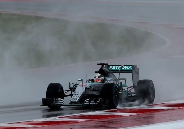 Lewis Hamilton GP EEUU