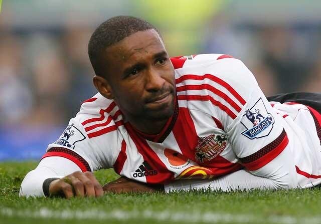 Jermain Defoe, jugador del Sunderland