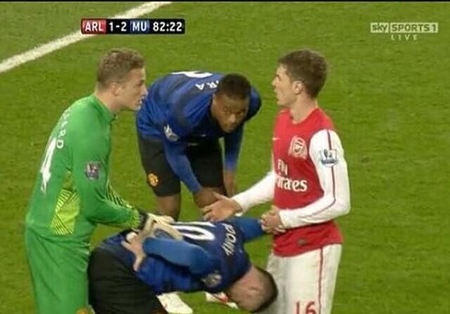 Lindegaard Rooney