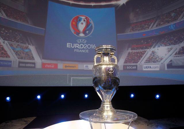 Sorteo de la Eurocopa 2016 en Francia