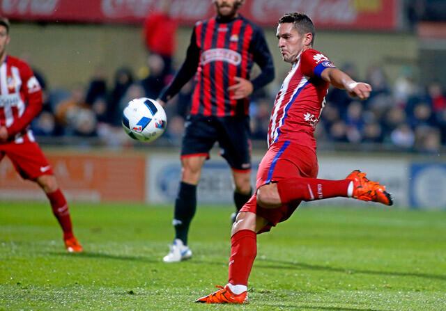 Reus-Atlético
