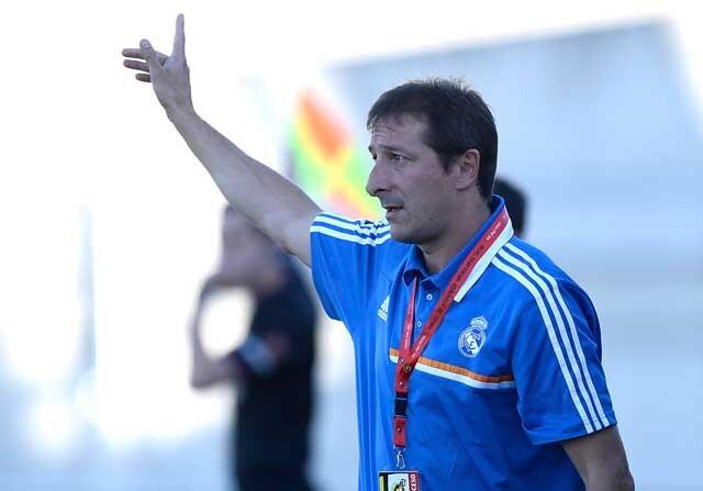 Ramis, nuevo entrenador del Castilla