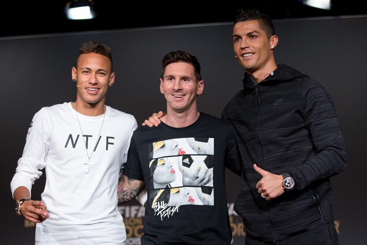 Neymar y su posible fichaje por el Real Madrid