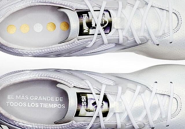 adidas messi 15.1 platinum balon de oro