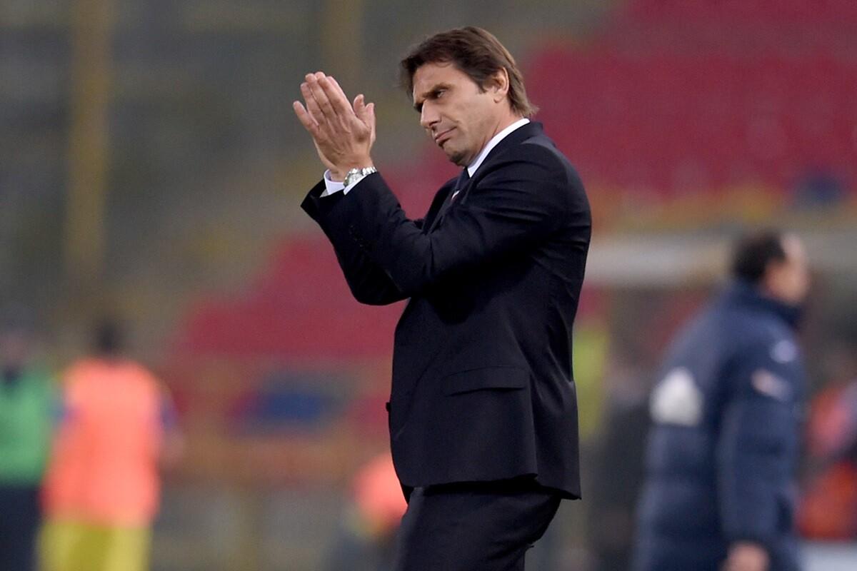Antonio Conte, nuevo entrenaor del Chelsea