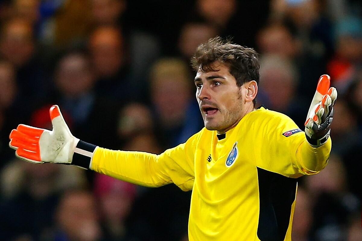 Pinto da Costa desmiente noticia sobre Iker Casillas