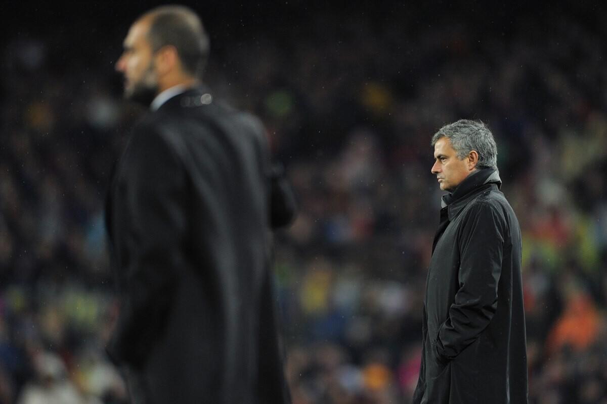 Pep Guardiola ficha por el City y la afición del United pide a Mourinho