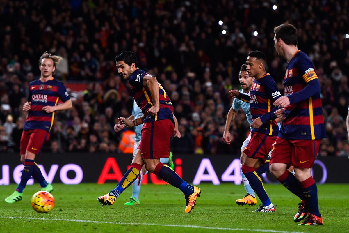 penalti ilegal de Messi