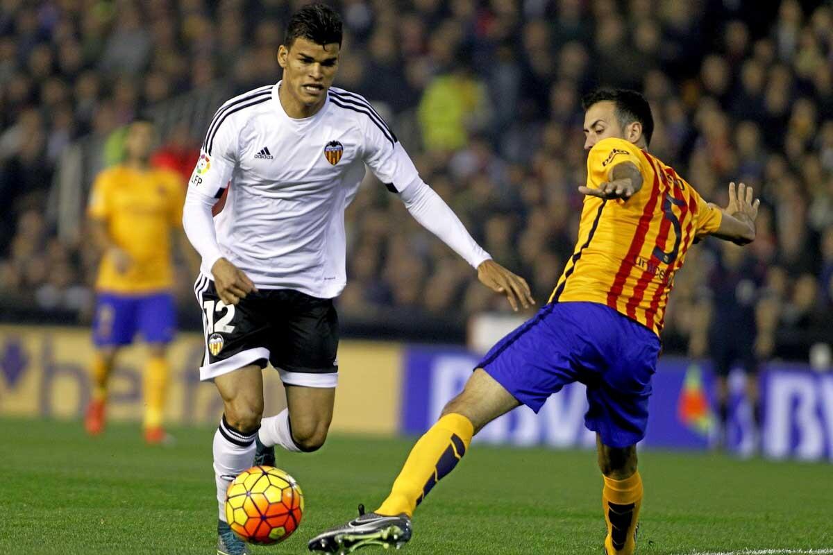 Danilo es jugador del Valencia CF