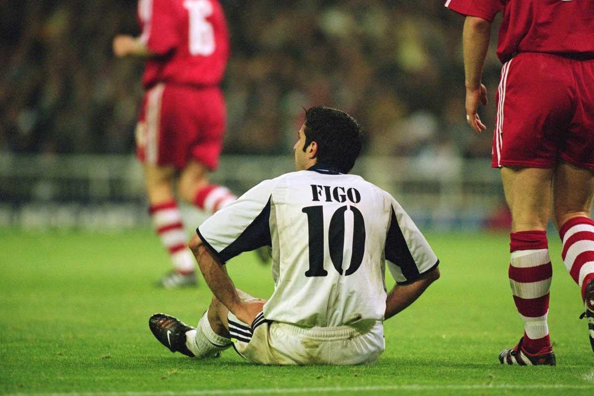 José Veiga fue el representante de Luis Figo