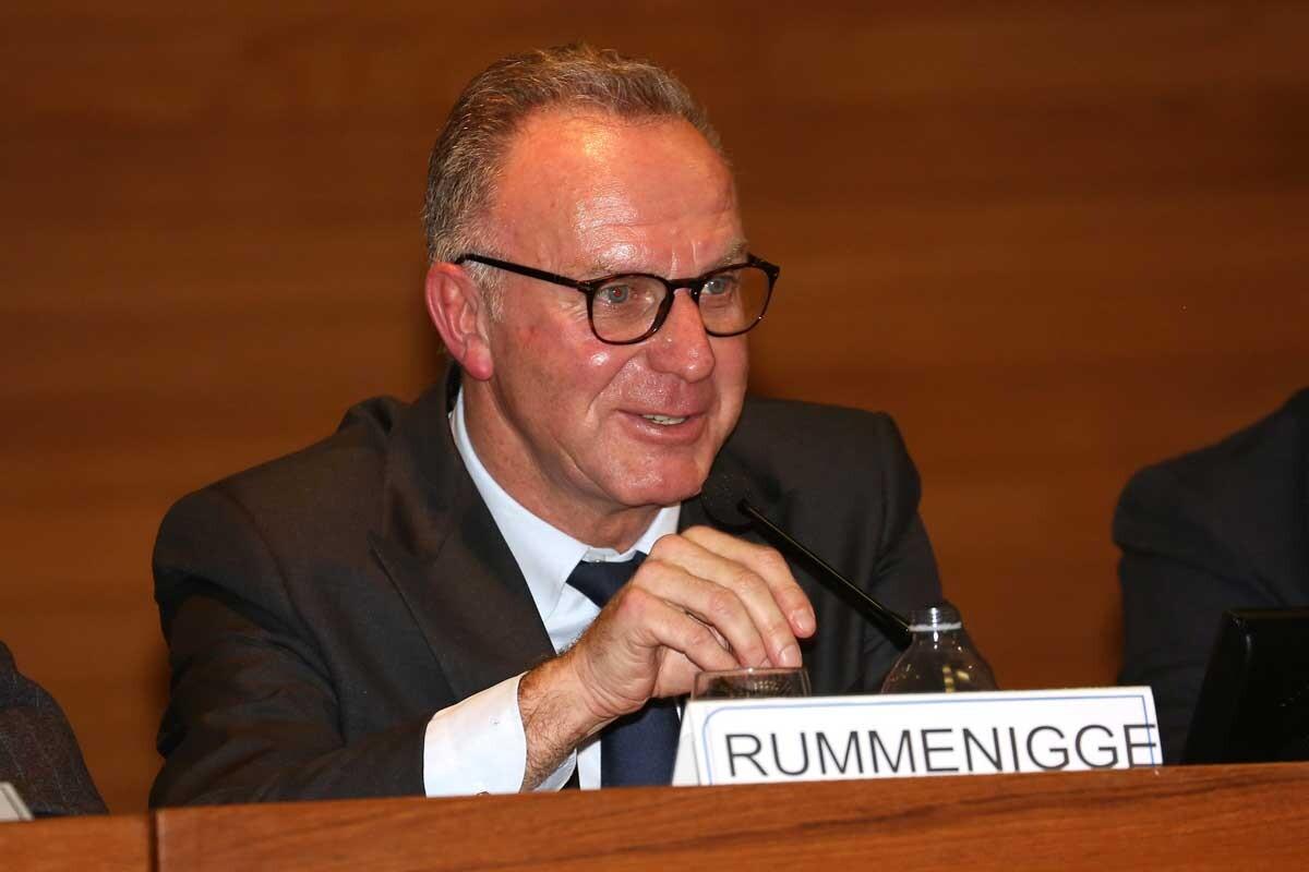 Karl-Heinz Rummenigge lamenta la eliminación de la Juventus