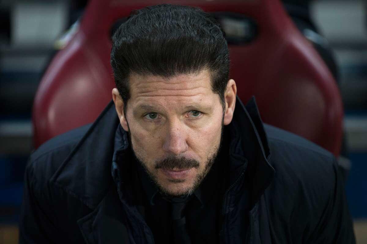 El Cholo Simeone analiza el encuentro de vuelta entre Atlético y PSV