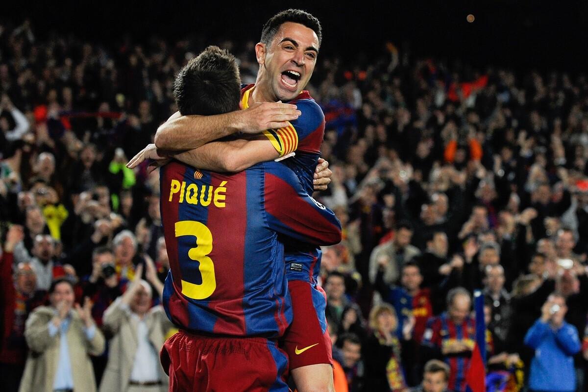 Opìnión de Fernando Carrión sobre Xavi, Piqué y los contraataques del Barcelona