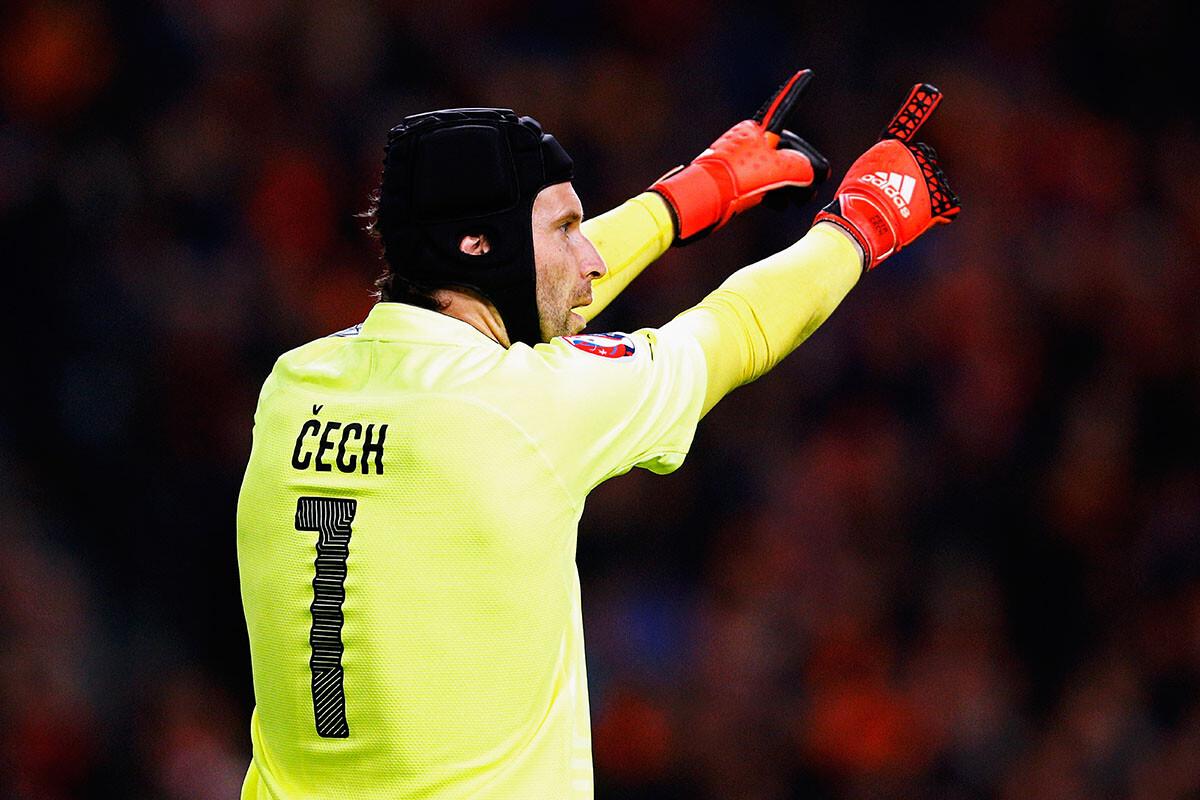 Grupo de España en la Eurocopa: República Checa