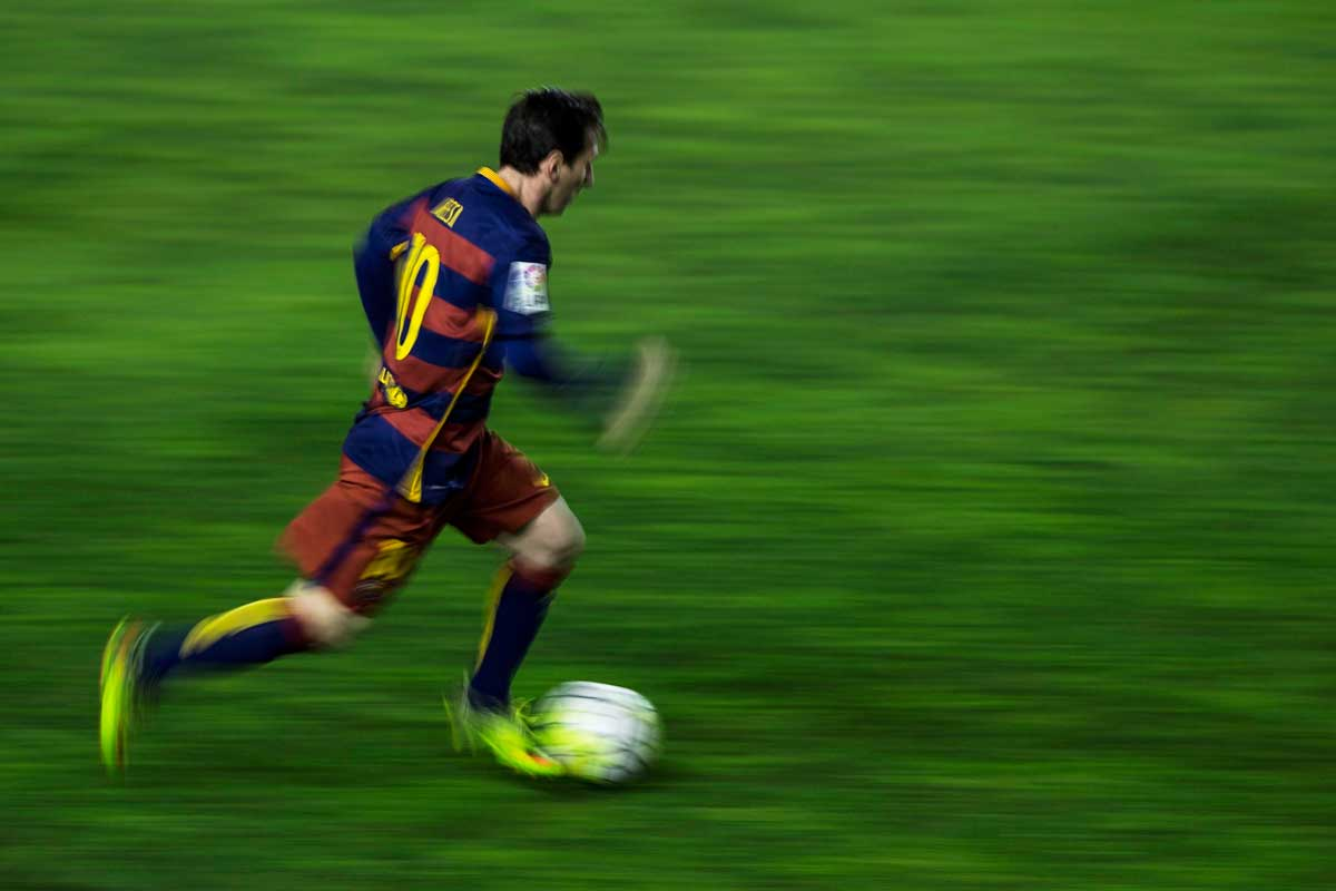 Messi Riazor