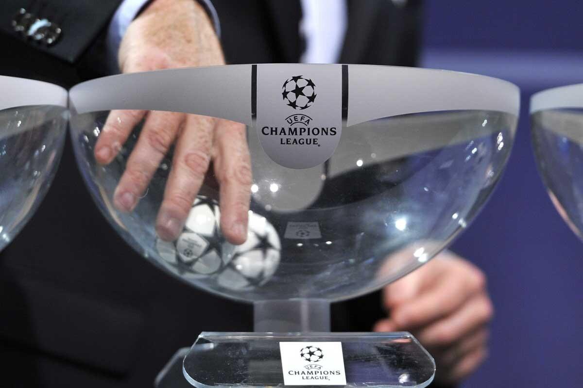 Sorteo de cuartos de final de Champions y Europa League