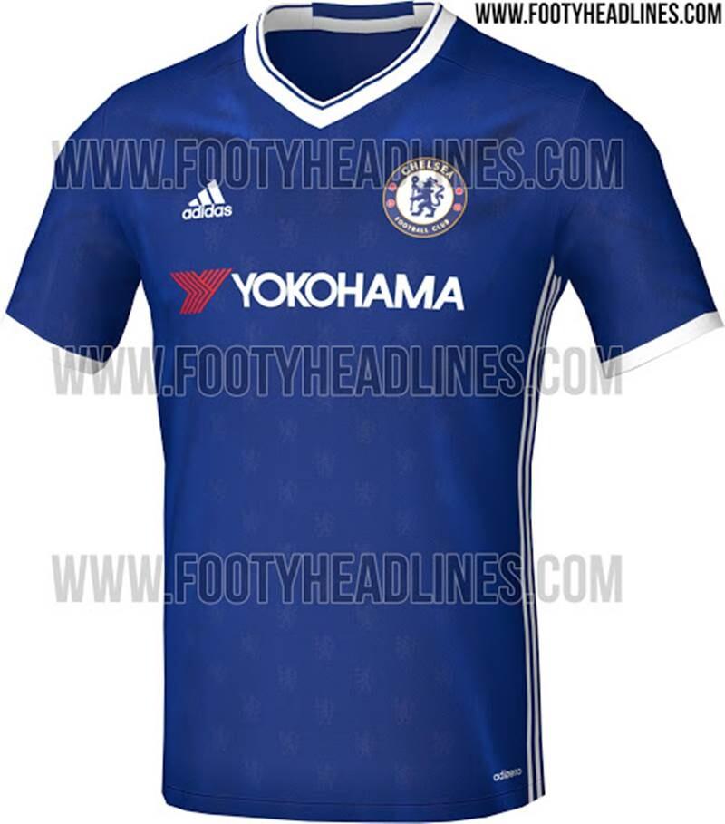 Equipacion Chelsea 2016 17