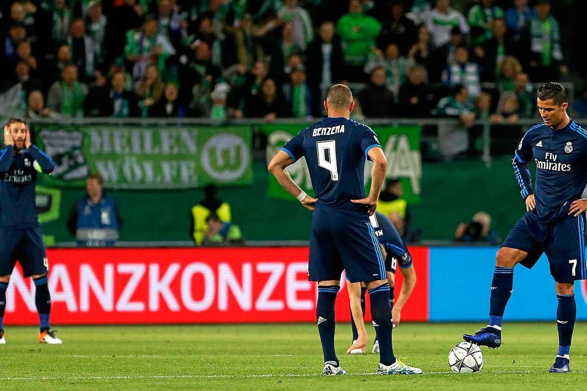 El exjugador del Real Madrid critica la actuación ante el Wolfsburgo