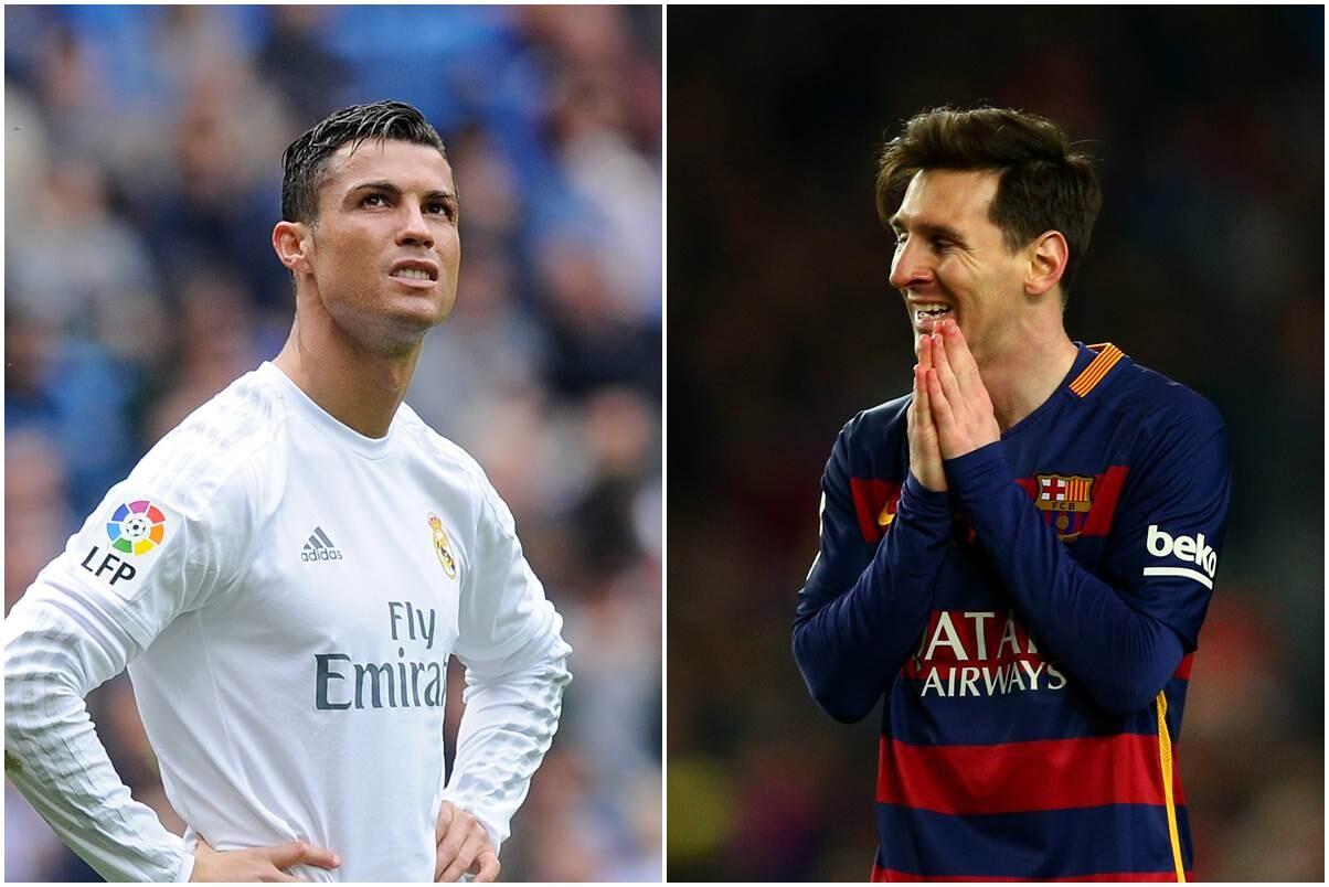 Record maldito de victorias de real madrid barcelona