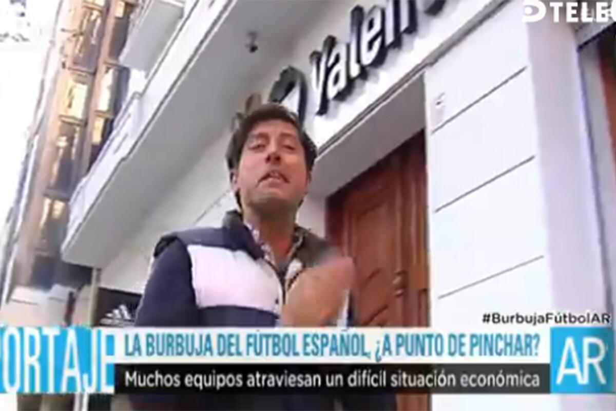 El programa de Ana Rosa - Valencia CF
